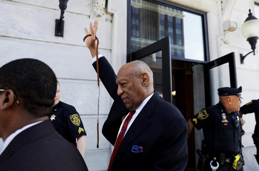 Fitted with ankle bracelet, Cosby to be prisoner inside home