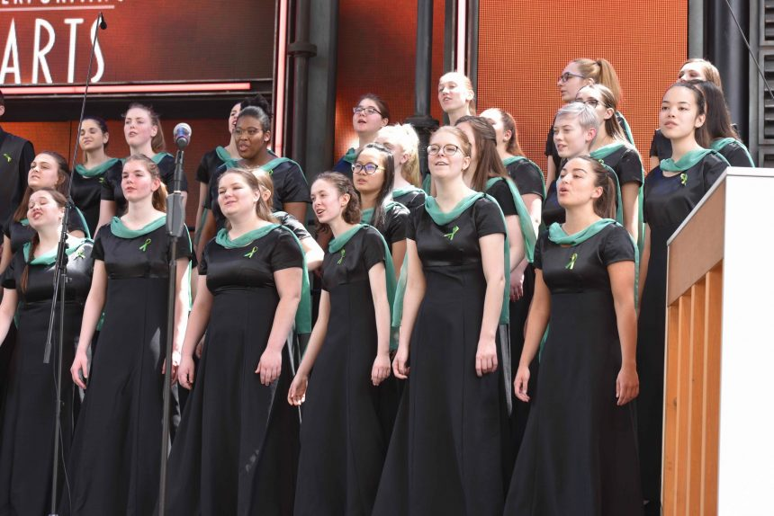 Regina ensembles honour Humboldt at international competition