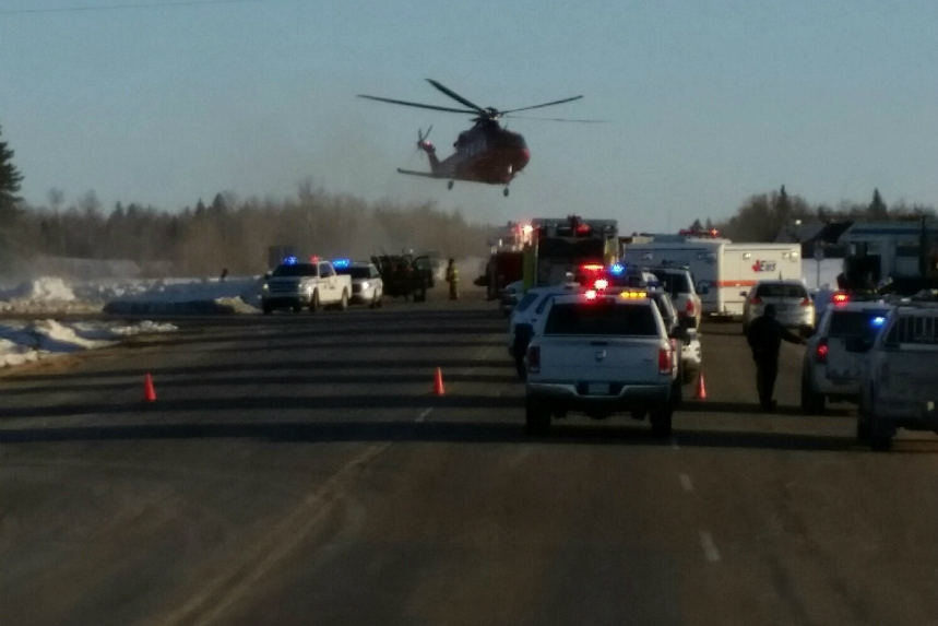 Humboldt crash first responders encouraged to seek help