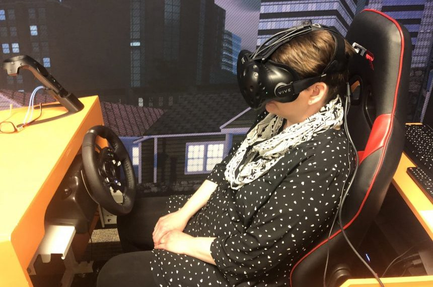 SGI uses virtual reality to drive home impaired message