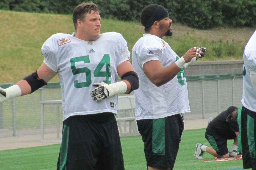 Riders release Dyakowski, 3 others as mini-camp begins
