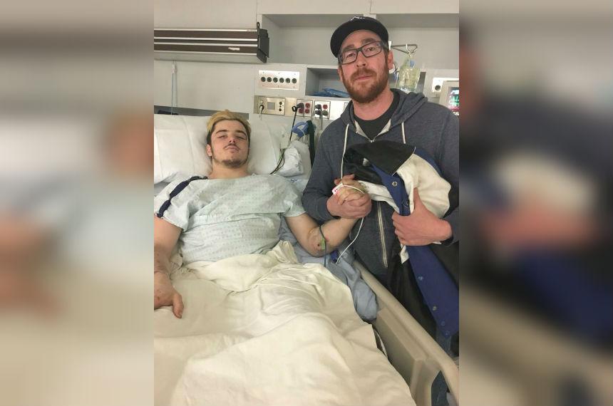 Broncos bus crash survivor hopes to walk again