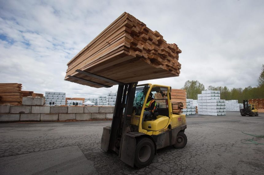 One year since new softwood duties, Canadian industry doing just fine