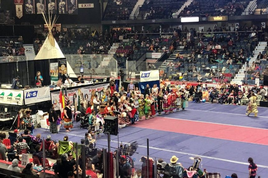 First Nations University celebrates 40 years of powwow