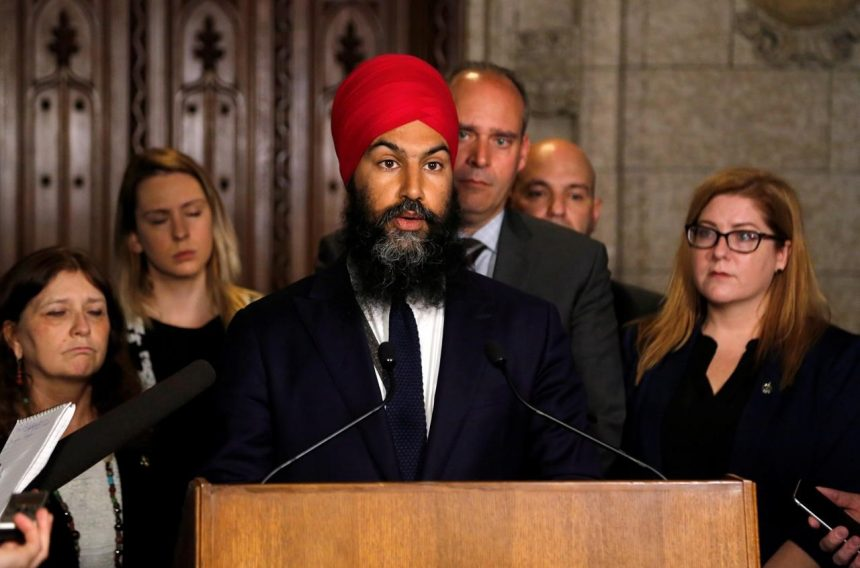 MP Erin Weir vows to keep fighting after Singh boots him from NDP caucus