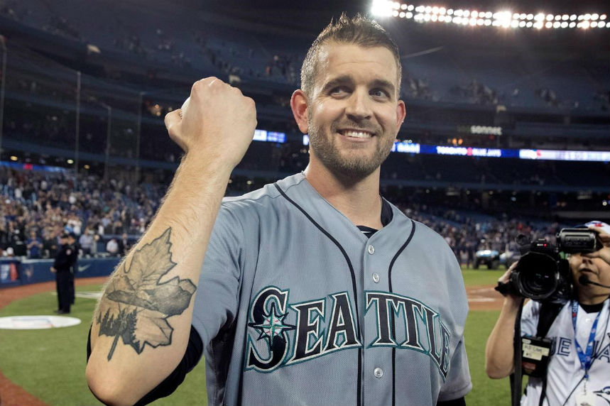 Canadian lefty James Paxton no-hits Blue Jays in 5-0 Mariners win