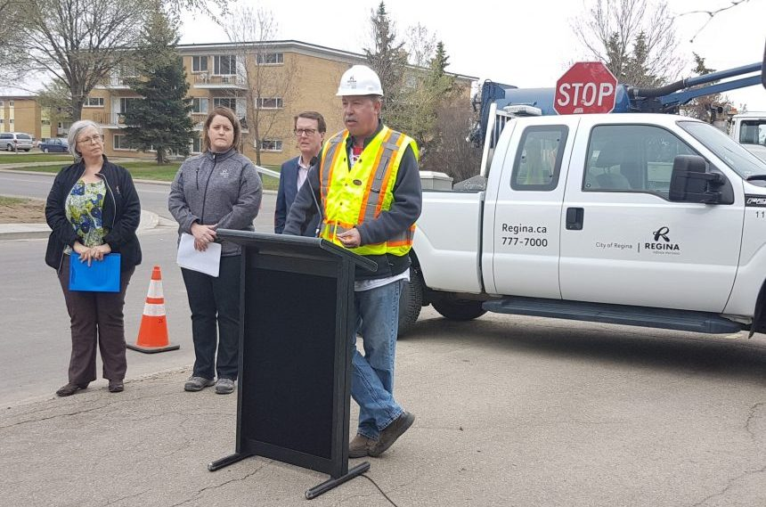 City of Regina maps out road work plans