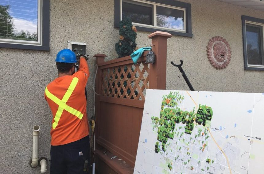 SaskPower meter upgrades continue following ground shifting