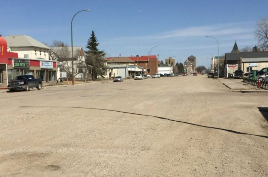 Moose Jaw to start repaving High Street in July