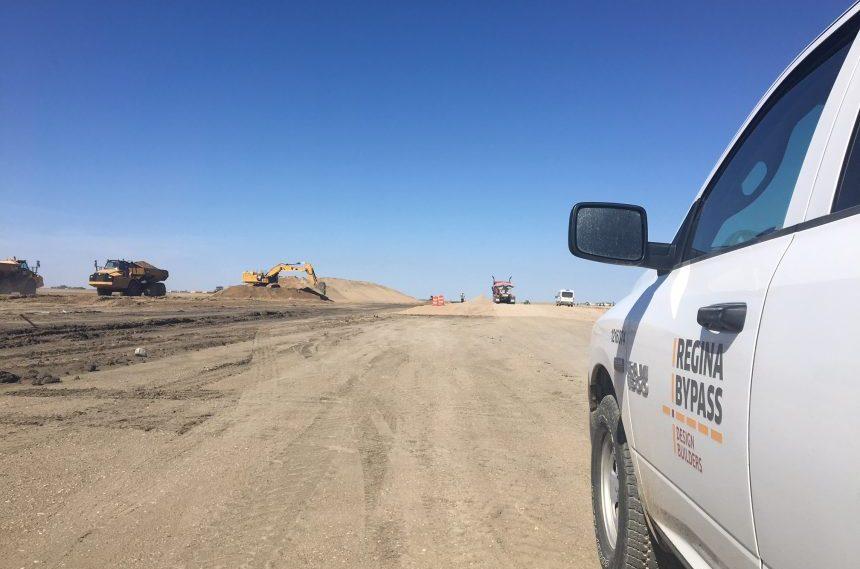 Lumsden man calls for better signage along west bypass detour