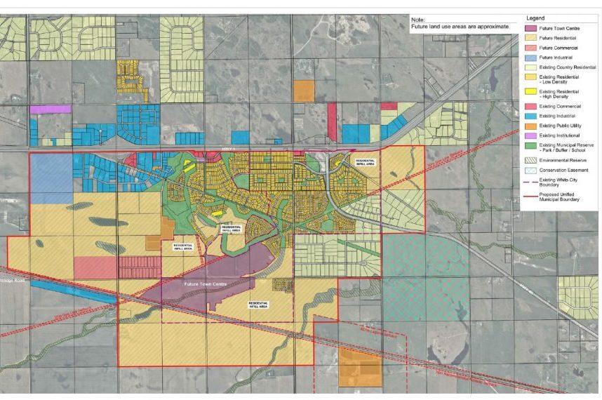 'Now is the time:' White City mayor proposes amalgamation