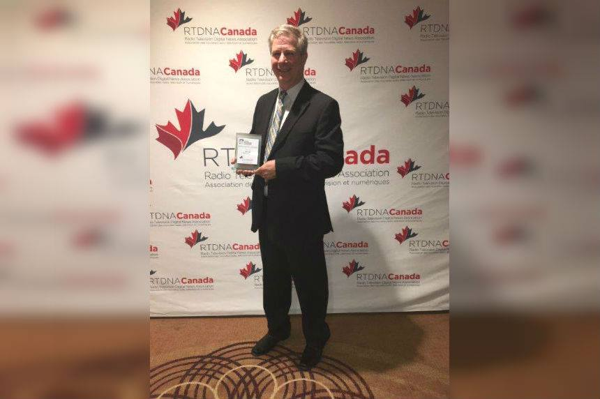 980 CJME wins national award