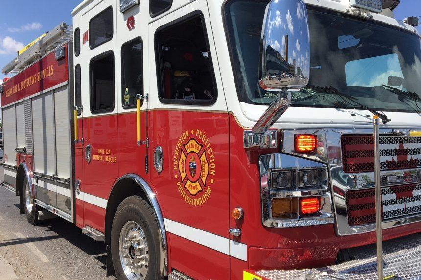 Regina fire reminds smokers to butt out safely
