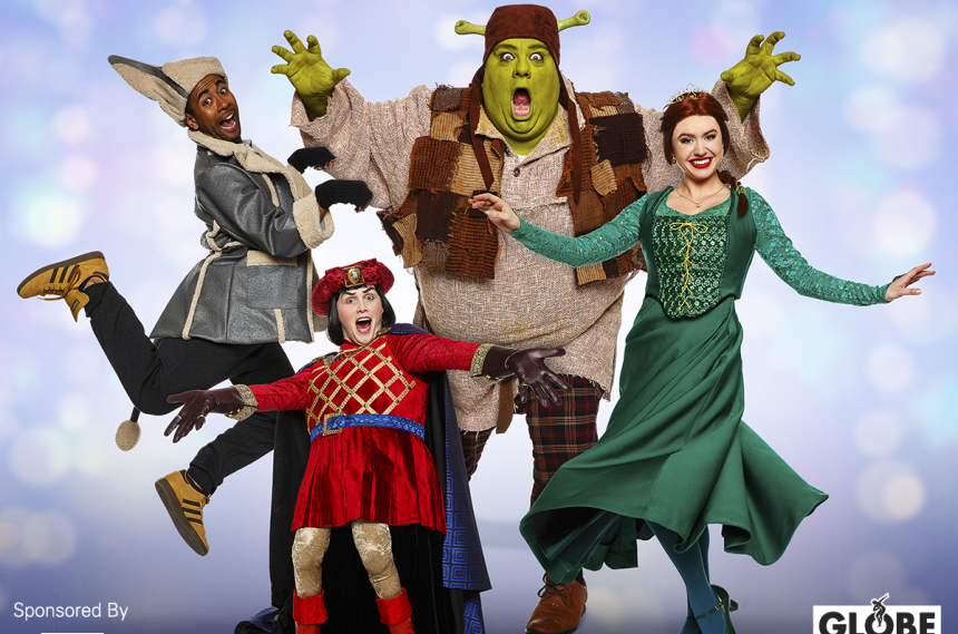 Shrek the Musical opens at Globe Theatre