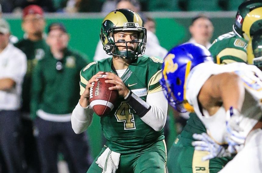 Picton becomes passing yards king in Rams win over Manitoba