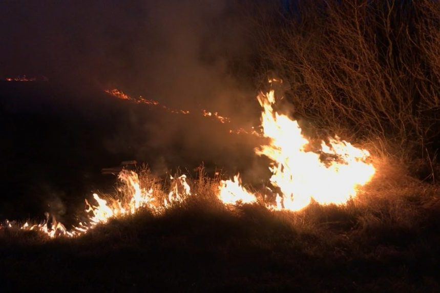 RM of Lomond issues precautionary fire ban