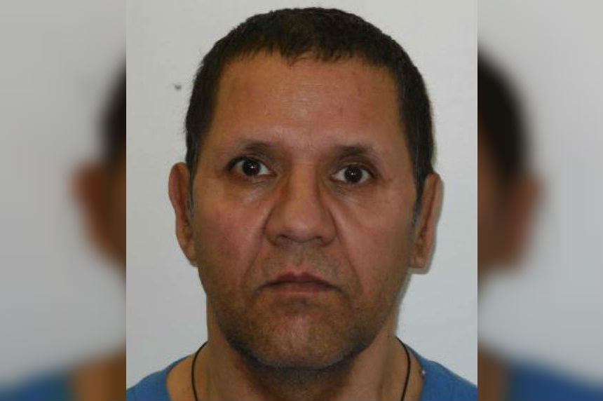 High-risk sexual offender living in downtown Regina area