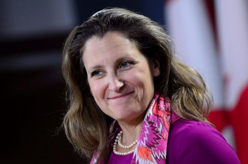 Foreign affairs minister heads to Washington as NAFTA hangs in balance
