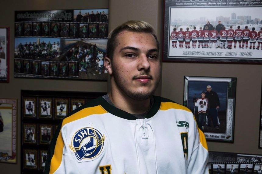 Injured Humboldt Broncos player signs with York University's hockey team