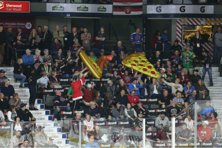 Empty seats don't mean fewer tickets sold at Memorial Cup