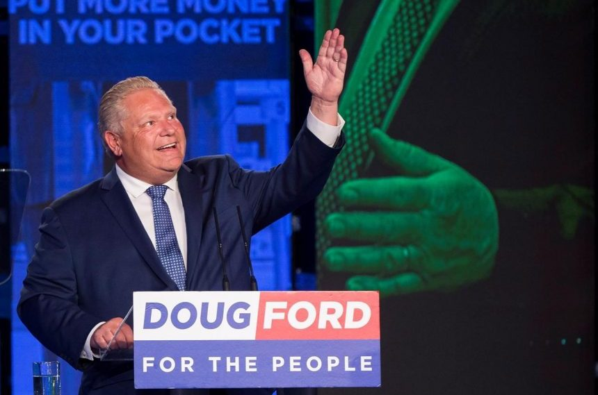 Ford victory sets Trudeau Liberals on 'collision course' with Ontario; McKay