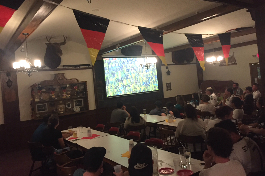 Germans celebrate World Cup victory in new Sask. home