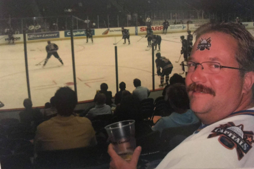 Sask. Capitals fan surprised with trip to game 5