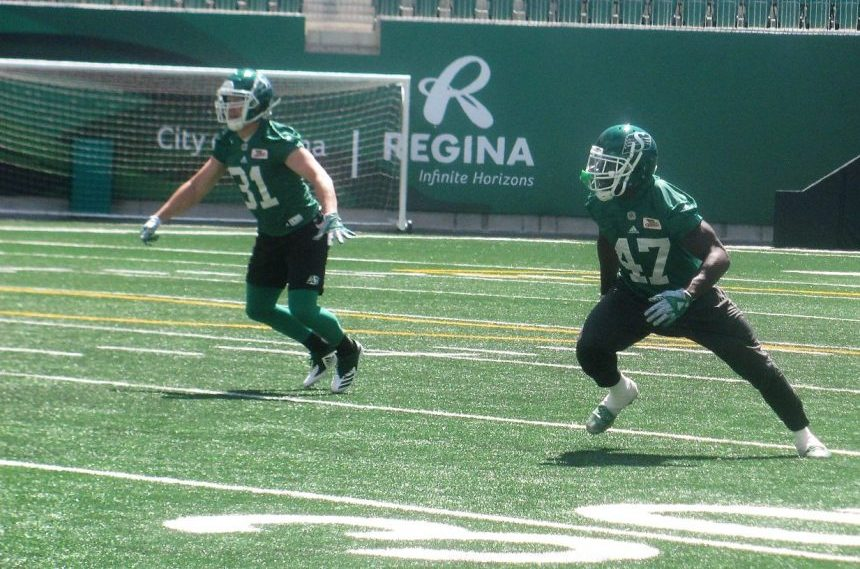 Riders put together a young, fast linebacking corps