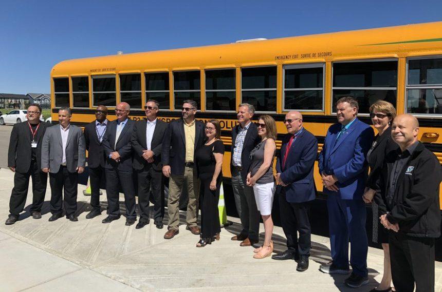 Regina catholic, public schools to test shared busing