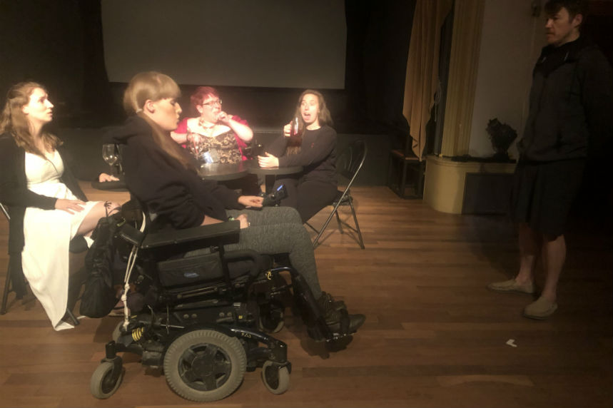 Regina play looks at love, intimacy in disabled community