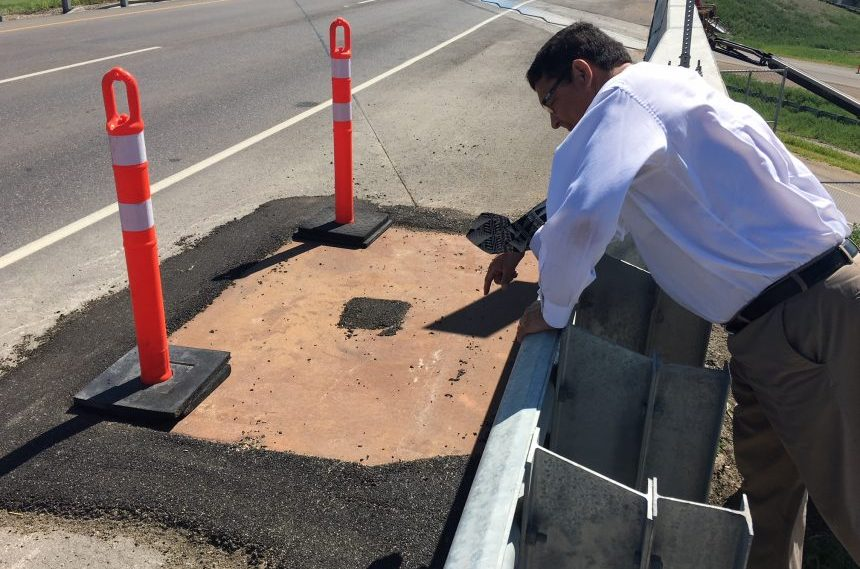 NDP concerned about 'hole' in Regina bypass