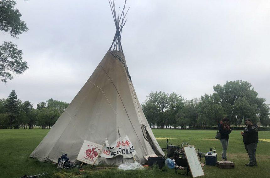 Activist camp removed from Sask. Legislature after 108 days