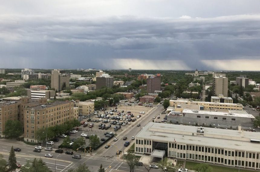 Severe storm watches, warnings for Regina, Moose Jaw