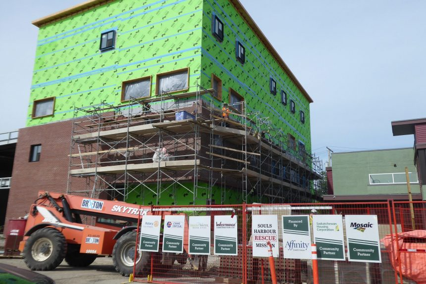 New passive build in Regina marks first for city, Canada