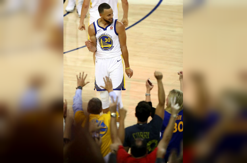 Warriors withstand James' 51 points to win NBA Finals Game 1