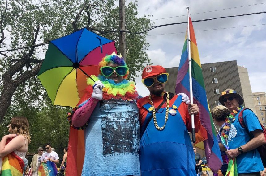 'We want rights, too:' Regina Pride parade sees record turnout