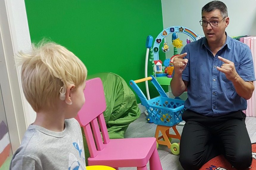 Sask. launches pilot project for deaf preschools