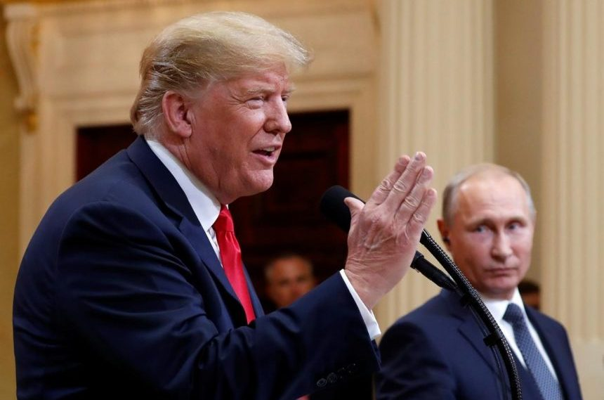 Trump returns from summit with Putin to forceful criticism