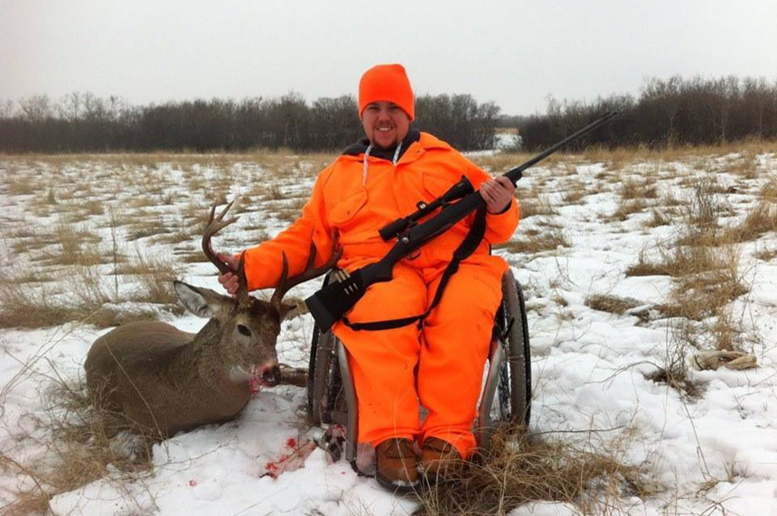 Accessible ATV could bring freedom to disabled hunters