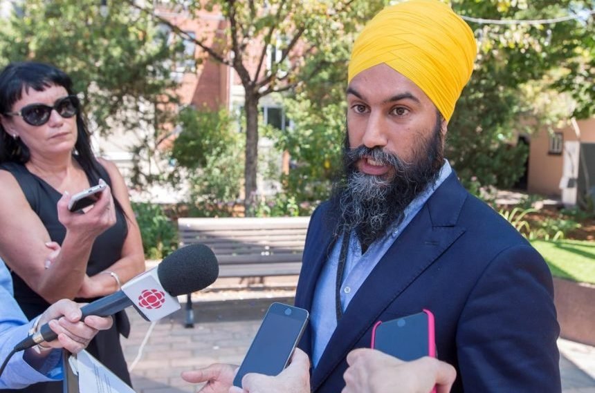 Singh says probe has found MP Christine Moore did not behave inappropriately