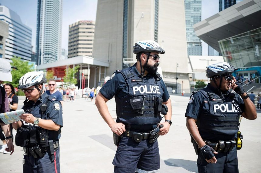 'Potential risk' to GTA prompts increased police presence in Toronto