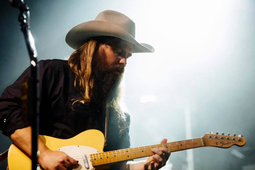 Chris Stapleton to headline Country Thunder 2019