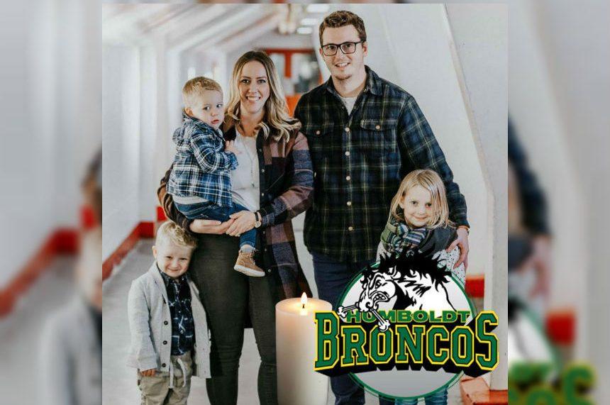 Former Humboldt Bronco and family among victims of Sask. car crash