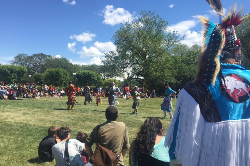 'A catalyst for change:' Protest camp powwow