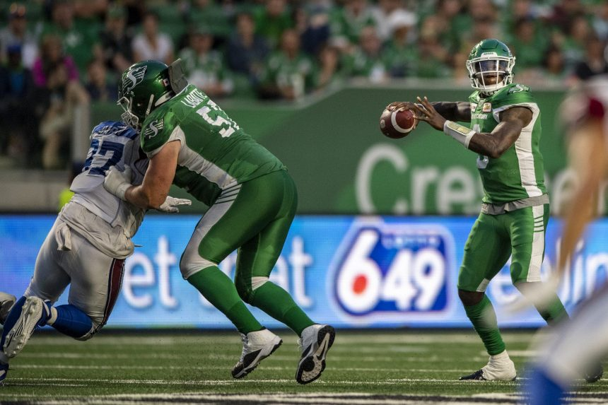 'They should have booed us:' Riders fall 23-17 to Alouettes