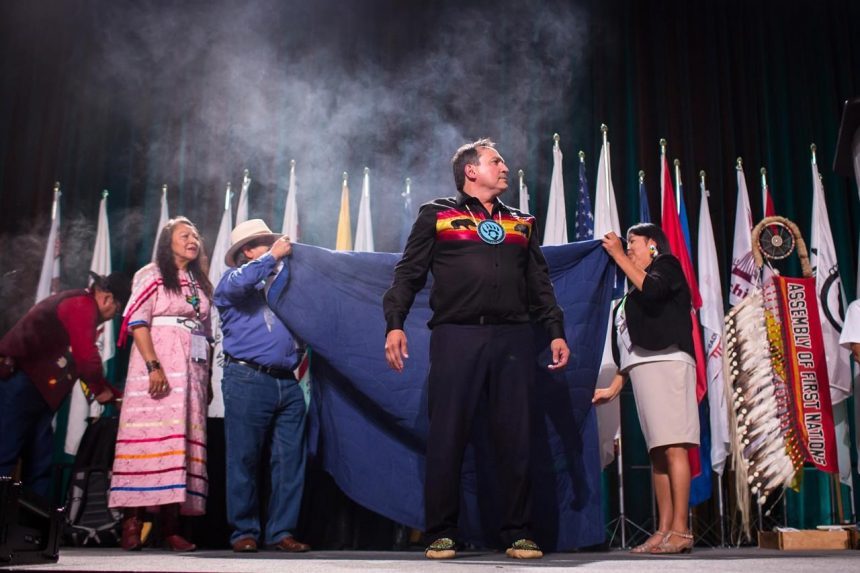 Perry Bellegarde re-elected as chief of Assembly of First Nations