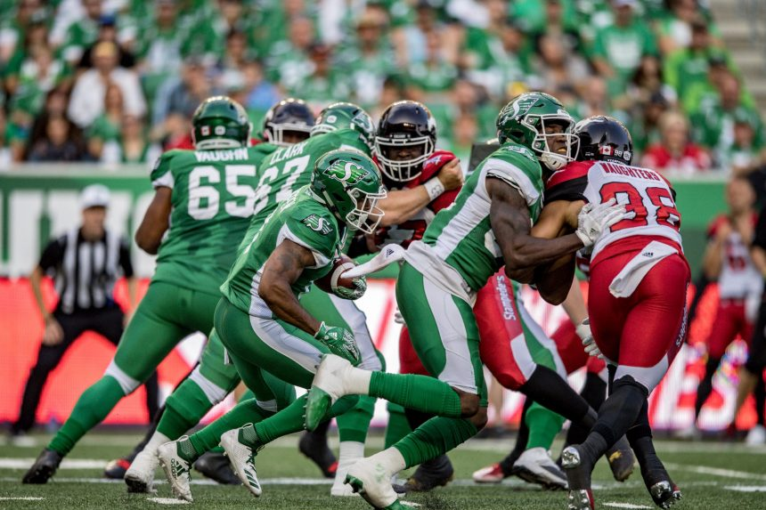 'I heard the boos:' McAdoo explains Riders offence
