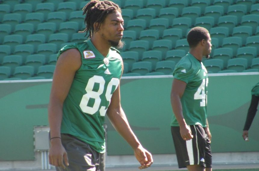Riders DBs like their chances, even if Hamilton's on to them