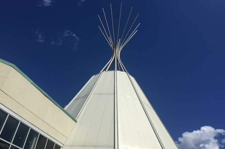 Protest camp meets with Sask. government in Fort Qu'Appelle