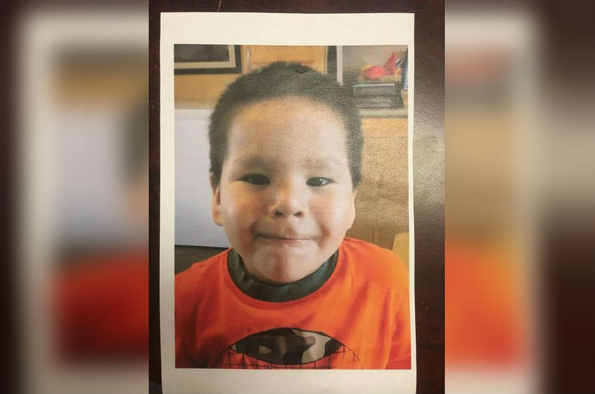 Police confirm found remains belong to missing 4-year-old